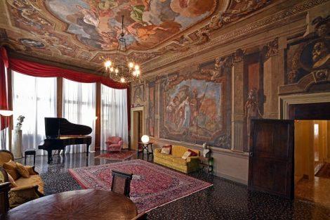 Palazzo Marin salone della musica