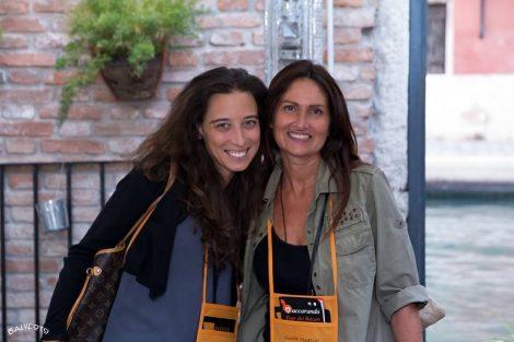 Maria Botter e la guida Donata Zan