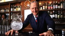 Mandatory Credit: Photo by AGF / Rex Features (307808b)  ARRIGO CIPRIANI THE OWNER OF HARRY'S BAR IN VENICE  ARRIGO CIPRIANI