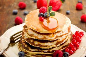 ricetta-pancake-light