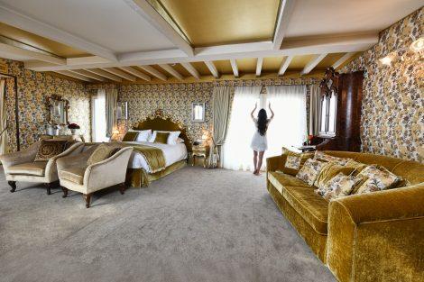 The Jacqueline's suite