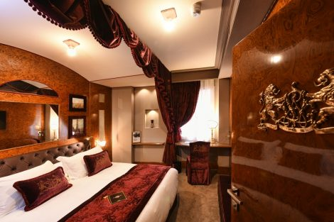 The Orient Express Room