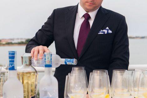 bartender Luca Angeli