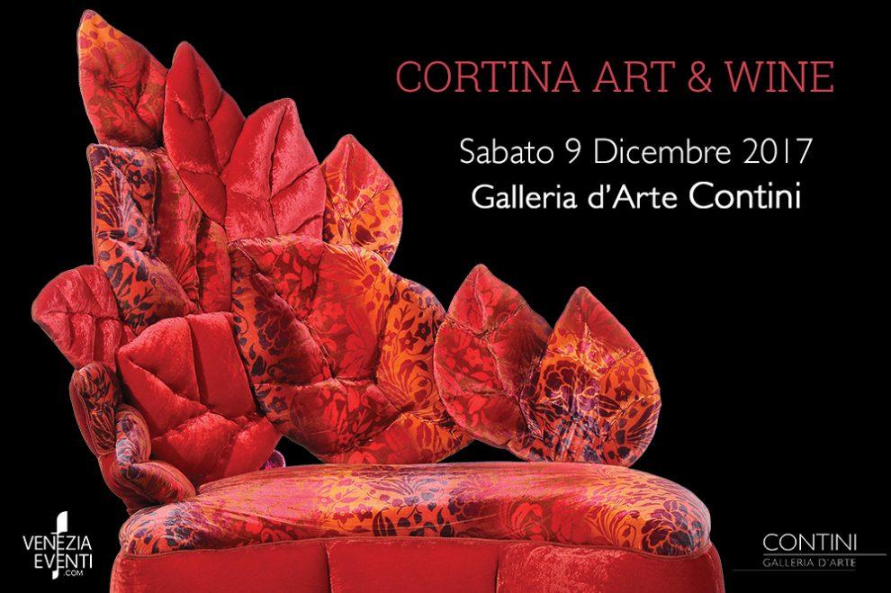 CORTINA ART&WINE 2017