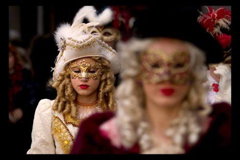 Contest Fotografico Internazionale Carnevale di Venezia 2017 Autore: Camillo Campobasso Titolo: INNOCENZA