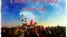colors of venice carnival