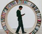 i libri fanno girare la testa