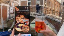 MAPPA DI BACCARANDO TOUR BACARI